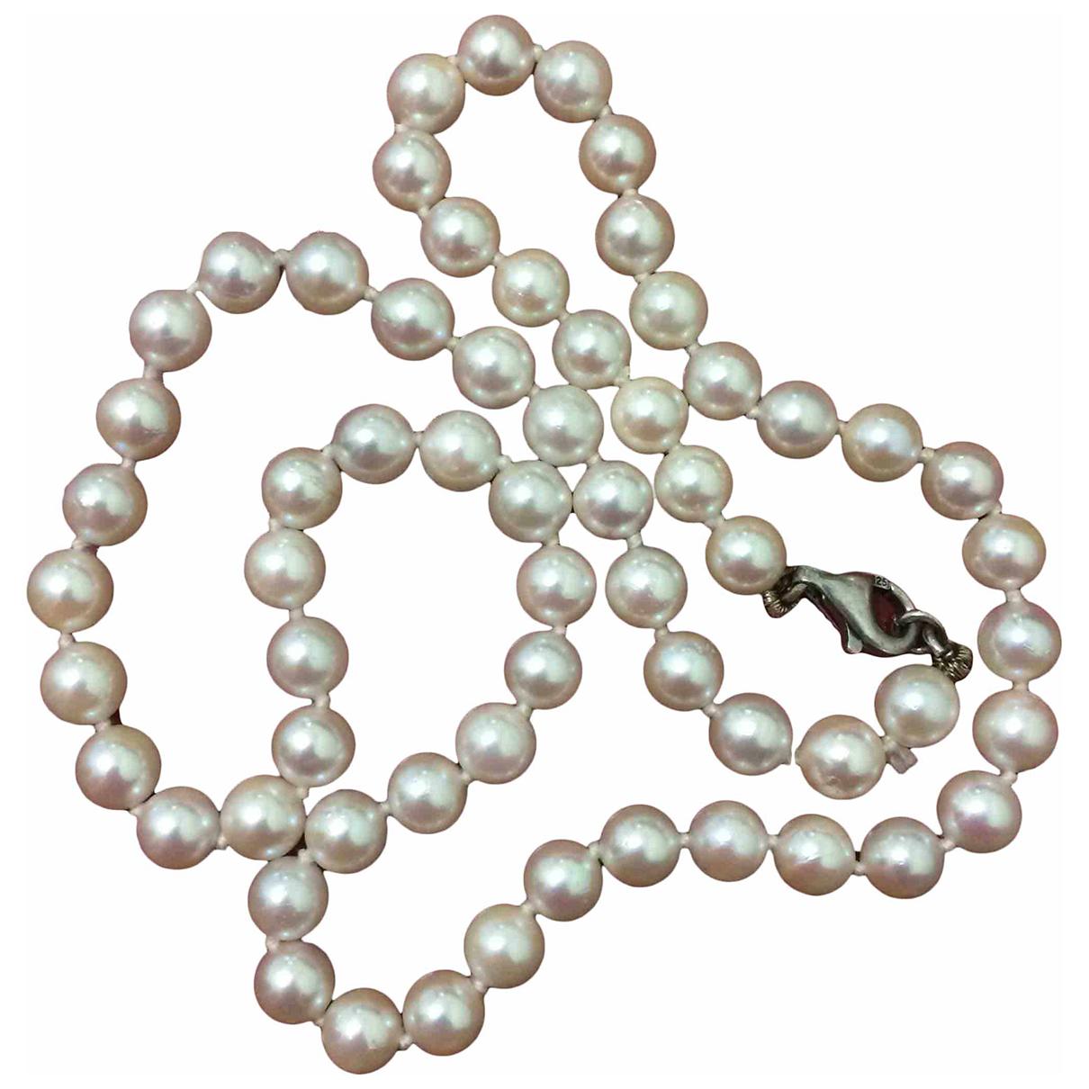Collar Nacre con Perla Non Signe / Unsigned