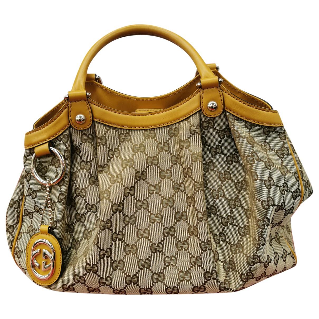 Bolso  Sukey de Lona Gucci