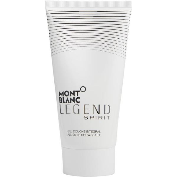 Legend Spirit - Mont Blanc Duschgel fuer Korper und Haare/Gel Douche Corps et Cheveux 150 ml