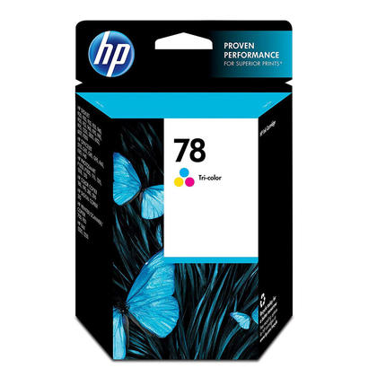 HP 78 C6578DN Original Tri-color Ink Cartridge