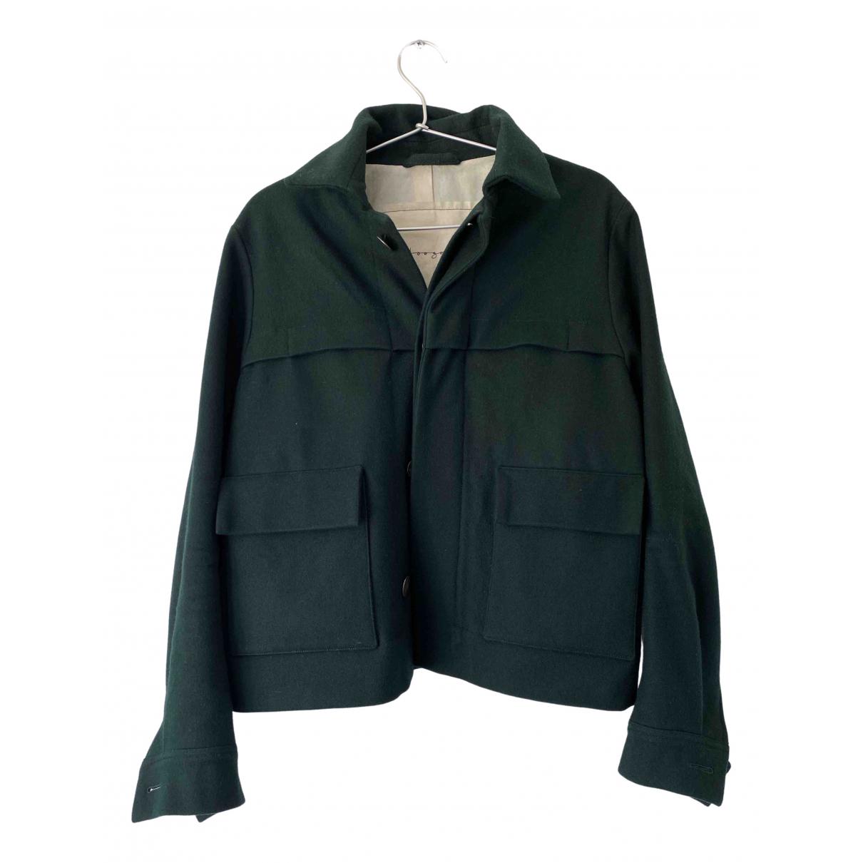 Toogood - Veste   pour femme en laine - vert