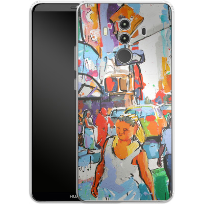 Huawei Mate 10 Pro Silikon Handyhuelle - My Favorite Corner von Tom Christopher