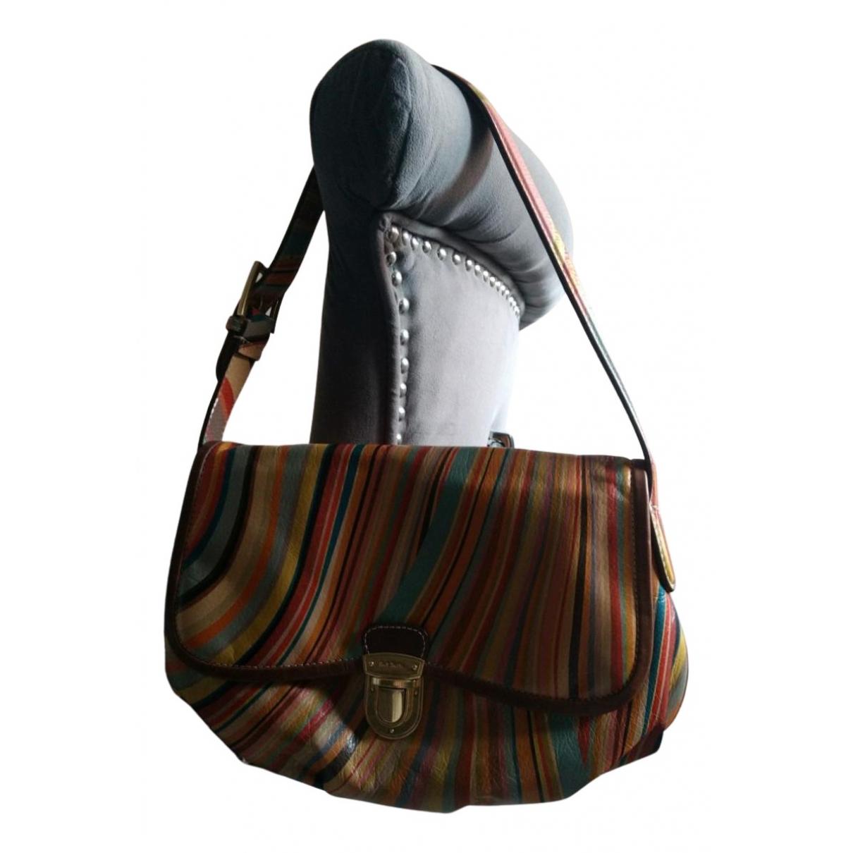 Paul Smith \N Multicolour Leather handbag for Women \N