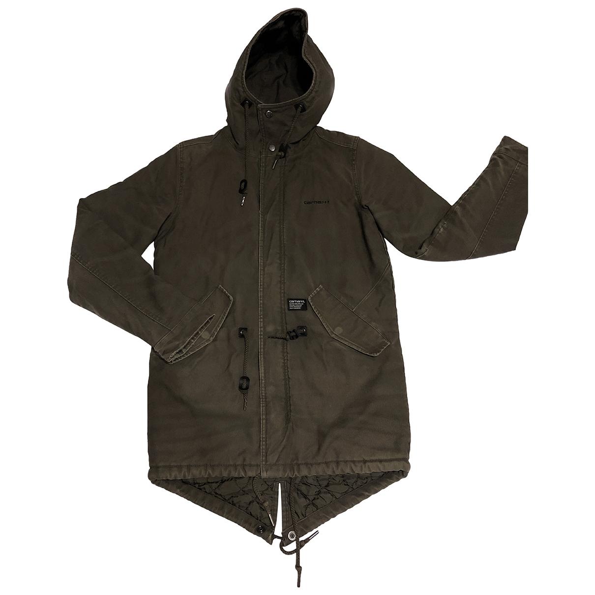 Carhartt \N Khaki coat  for Men XS International