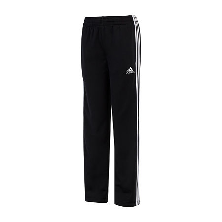 adidas Track Pants- Preschool Boys, 6 , Black