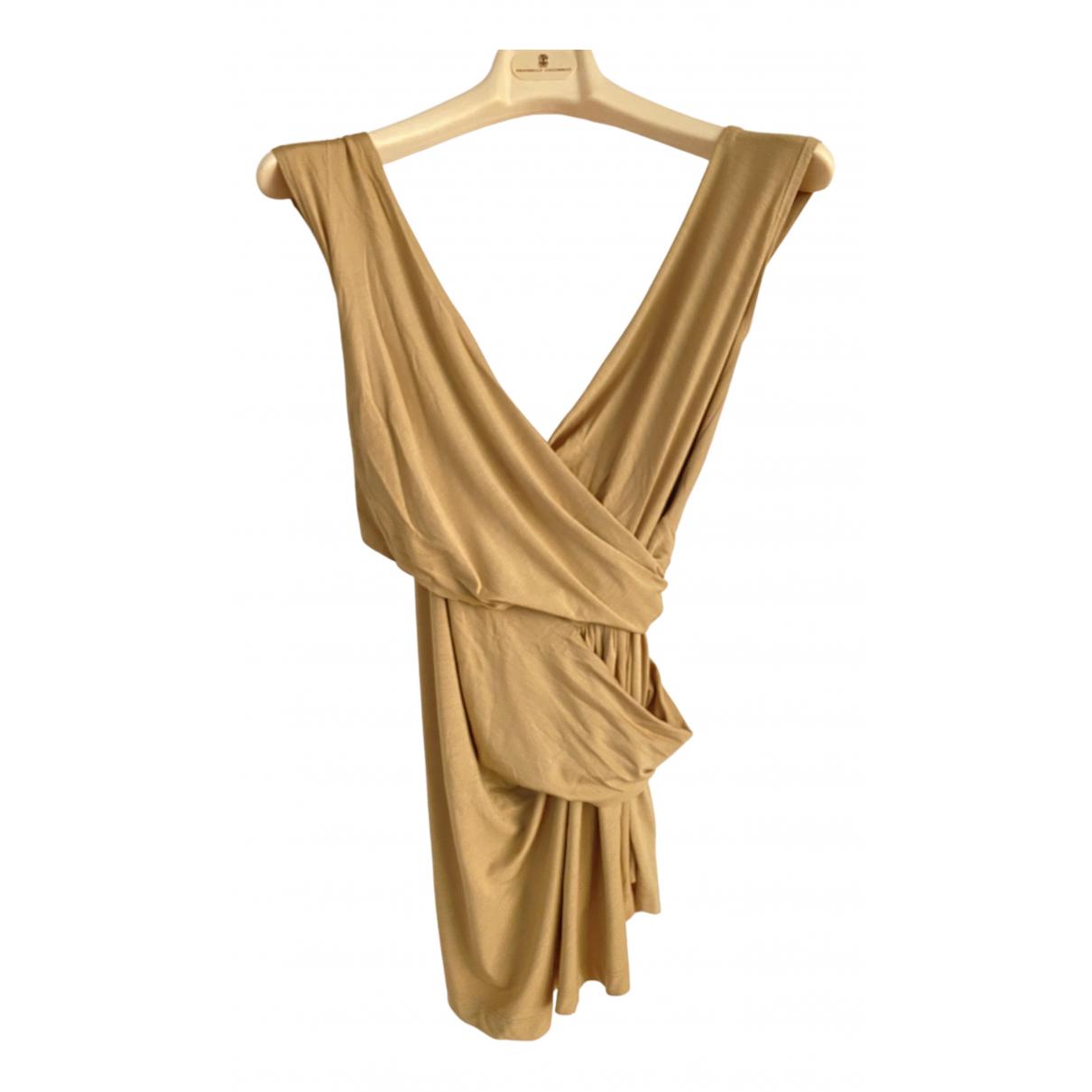Donna Karan - Top   pour femme - beige