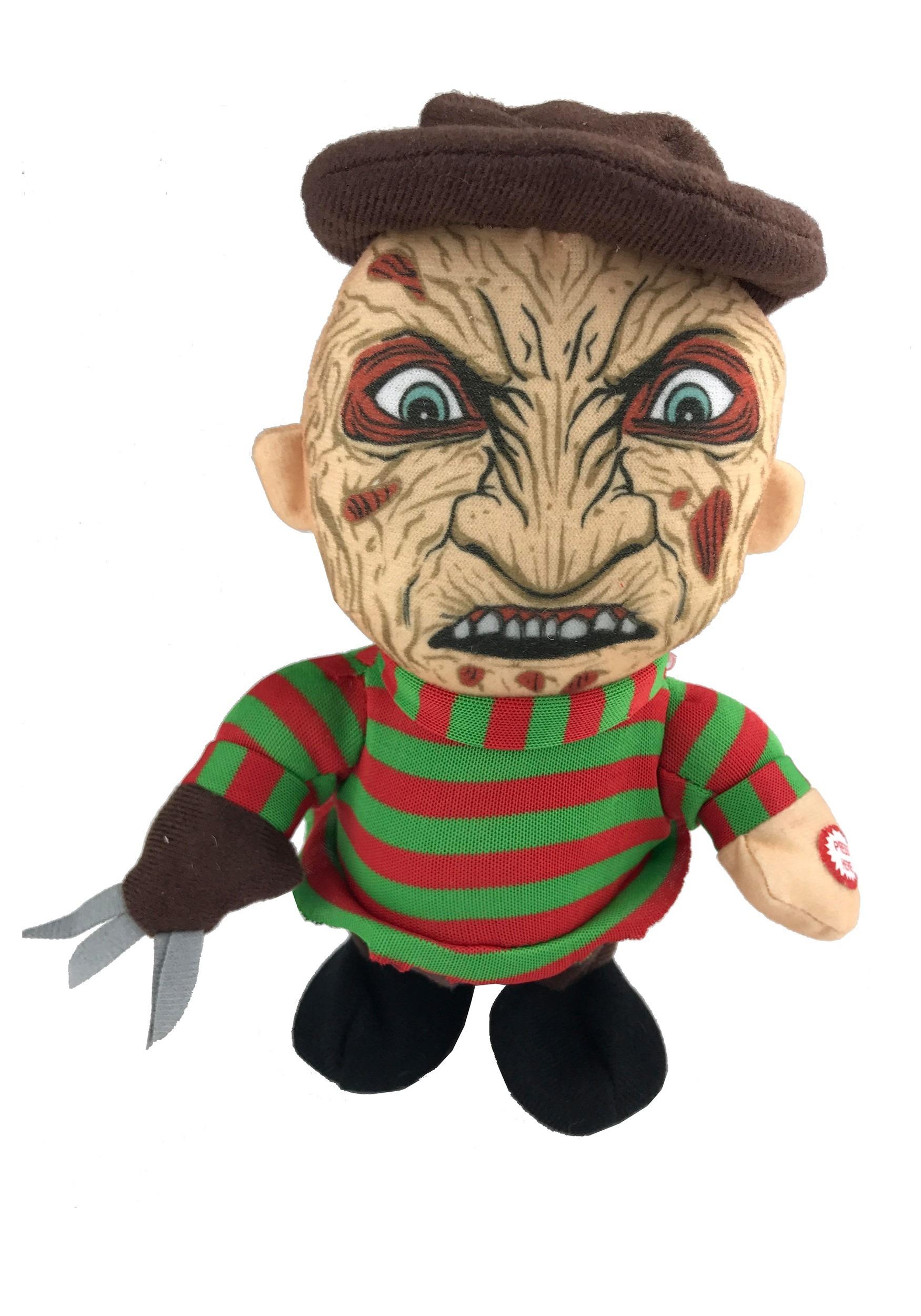 Nightmare on Elm Street Freddy Tiny Terror Horror Plush