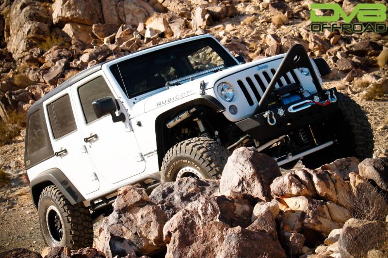 DV8 Offroad Jeep JK Hard Top Fast Back 07-18 Wrangler JK 4 Door Black 2 Piece
