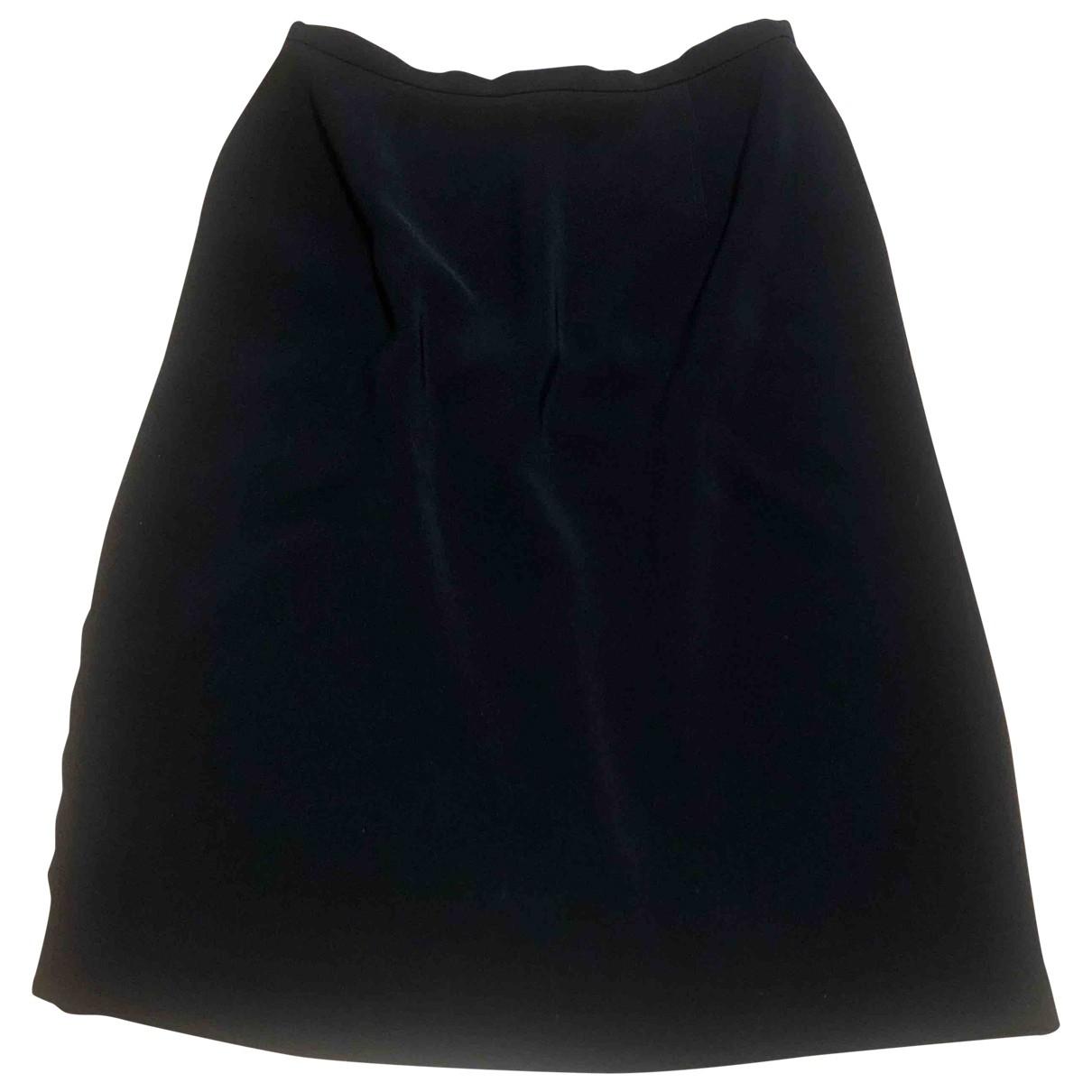 Non Signé / Unsigned \N Black skirt for Women 10 UK