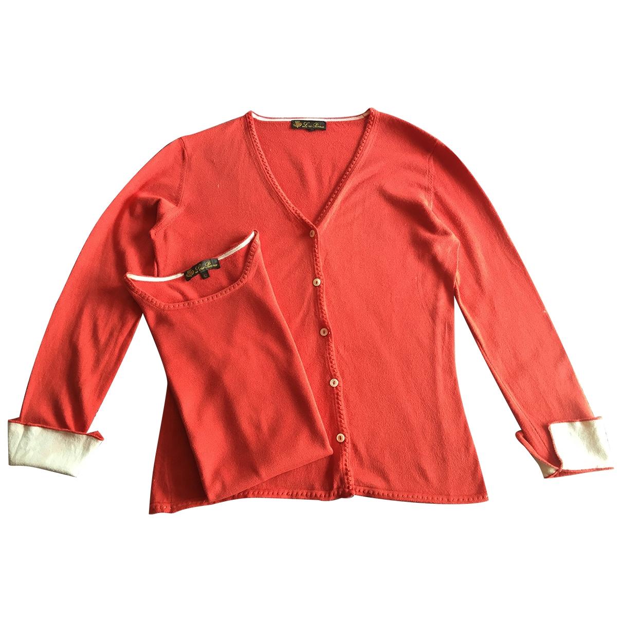 Loro Piana \N Cotton Knitwear for Women 42 IT