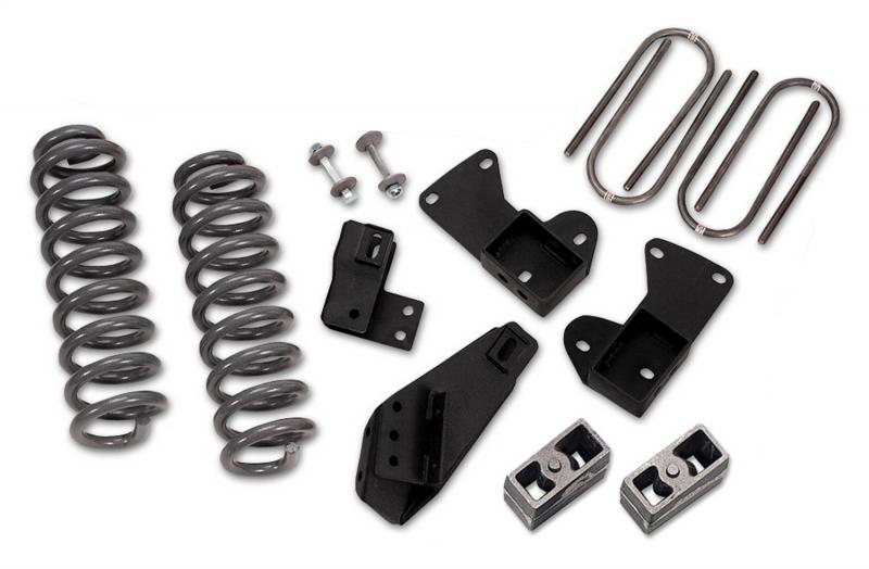 Tuff Country 22810K Complete Kit (w/o Shocks)-2.5in. Ford