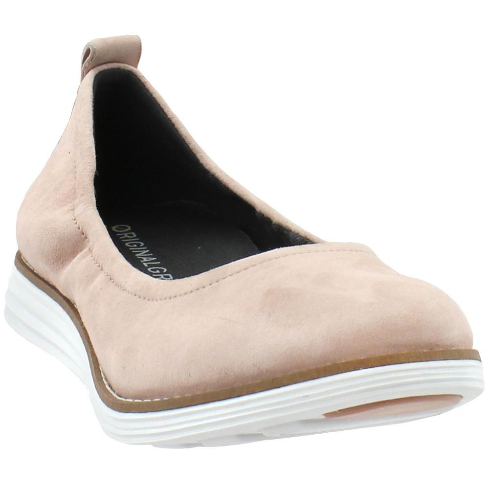 Cole Haan OriginalGrand Ballet Flats Casual Shoes Pink- Womens- Size 9.5 B