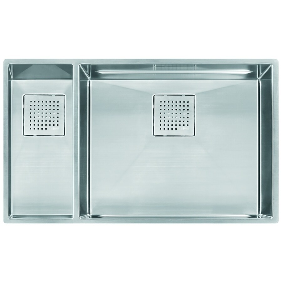 Franke Peak Undermount Kitchen Sink - 39 x 29 (Stainless - 39 x 29)