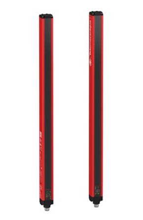 Telemecanique Sensors XUSL4E Light Curtain Receiver, Transmitter, 45 Beams, 14mm Resolution