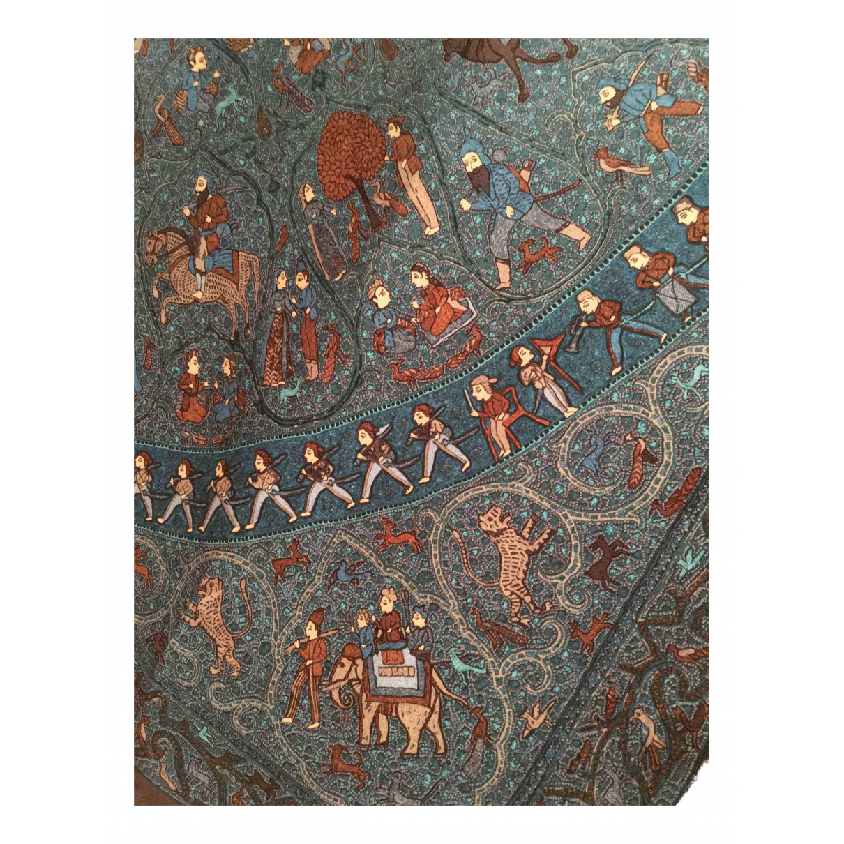 Estola Carre Geant silk 140 de Seda Hermes
