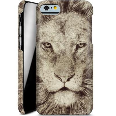 Apple iPhone 6s Smartphone Huelle - Leo Lion von Eric Fan