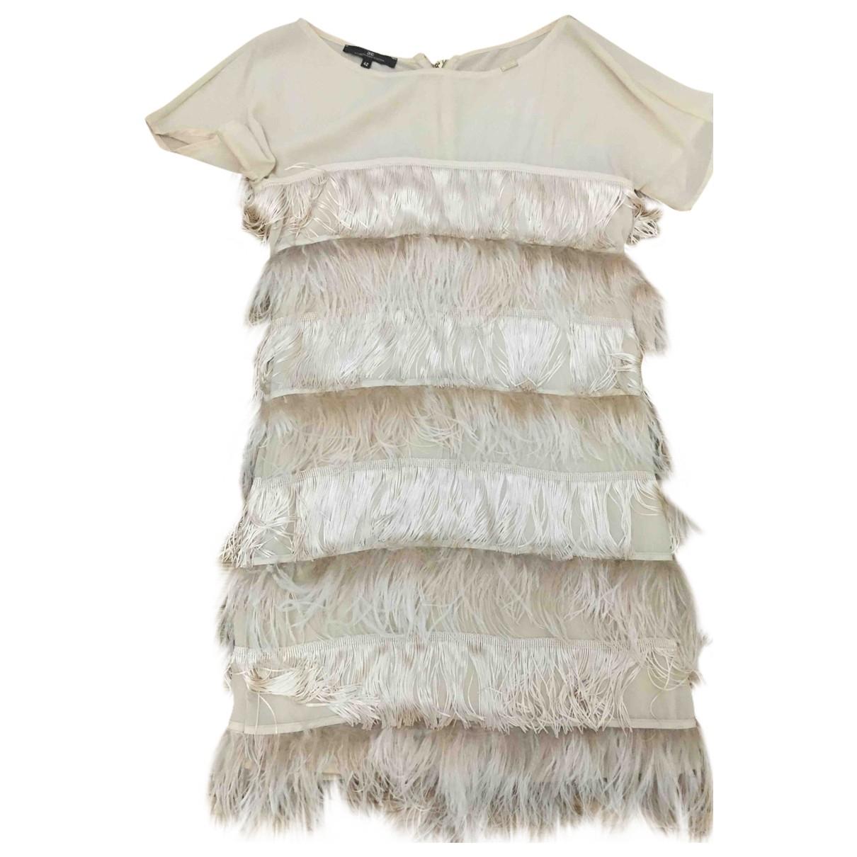 Elisabetta Franchi \N Pink dress for Women 42 IT