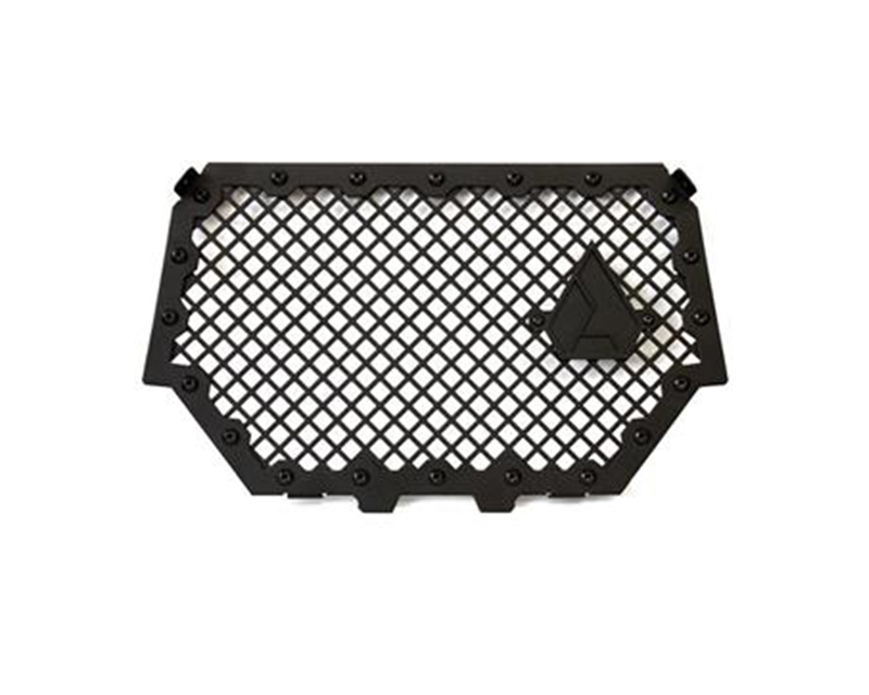 Assault Industries 201005FG0401 Black Hellfire V2 Front Grill Polaris RZR XP 4 Turbo 16-18