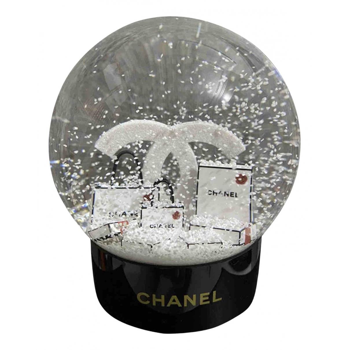 Chanel - Objets & Deco   pour lifestyle en verre
