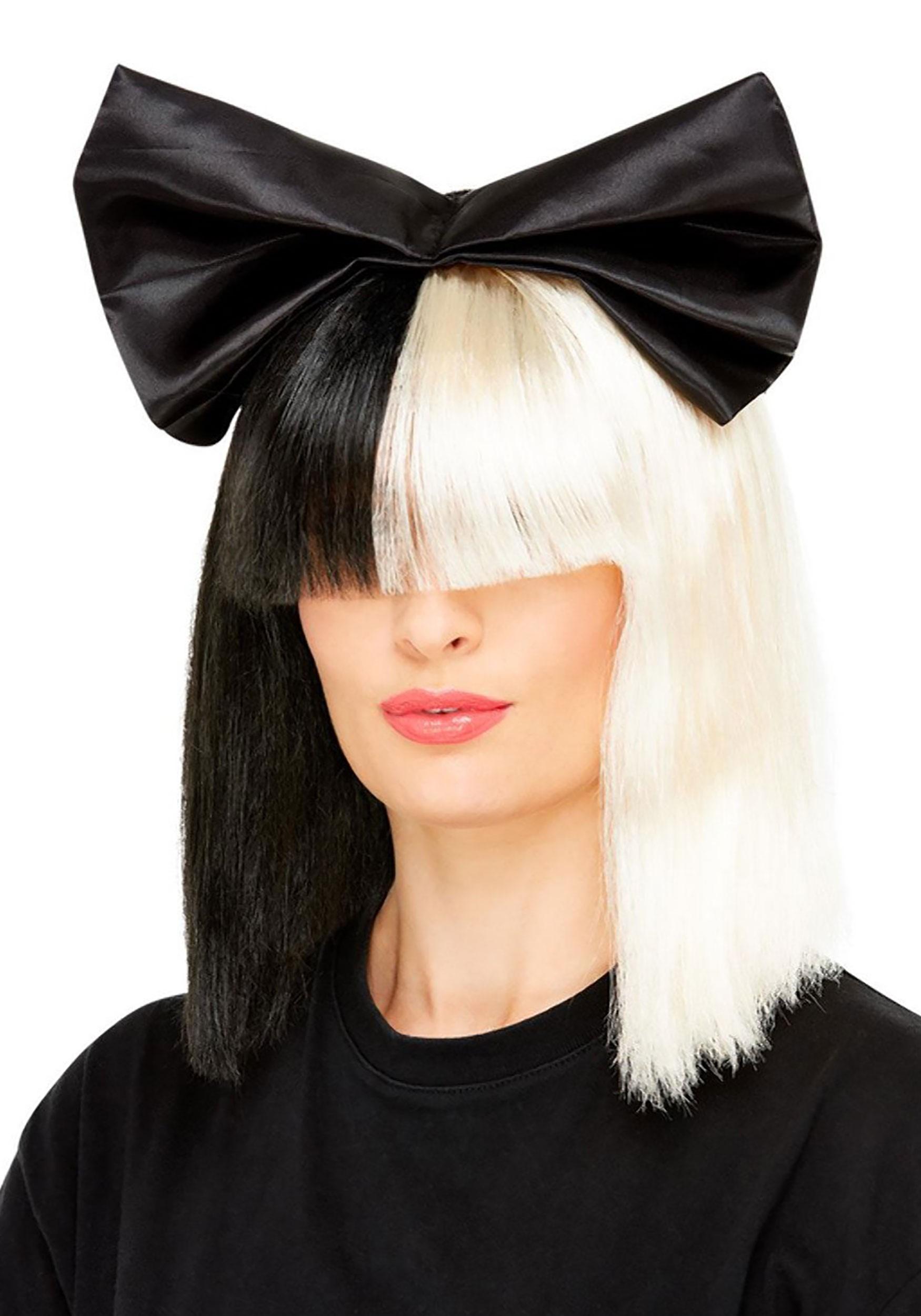 Women's Two-Tone Popstar Wig