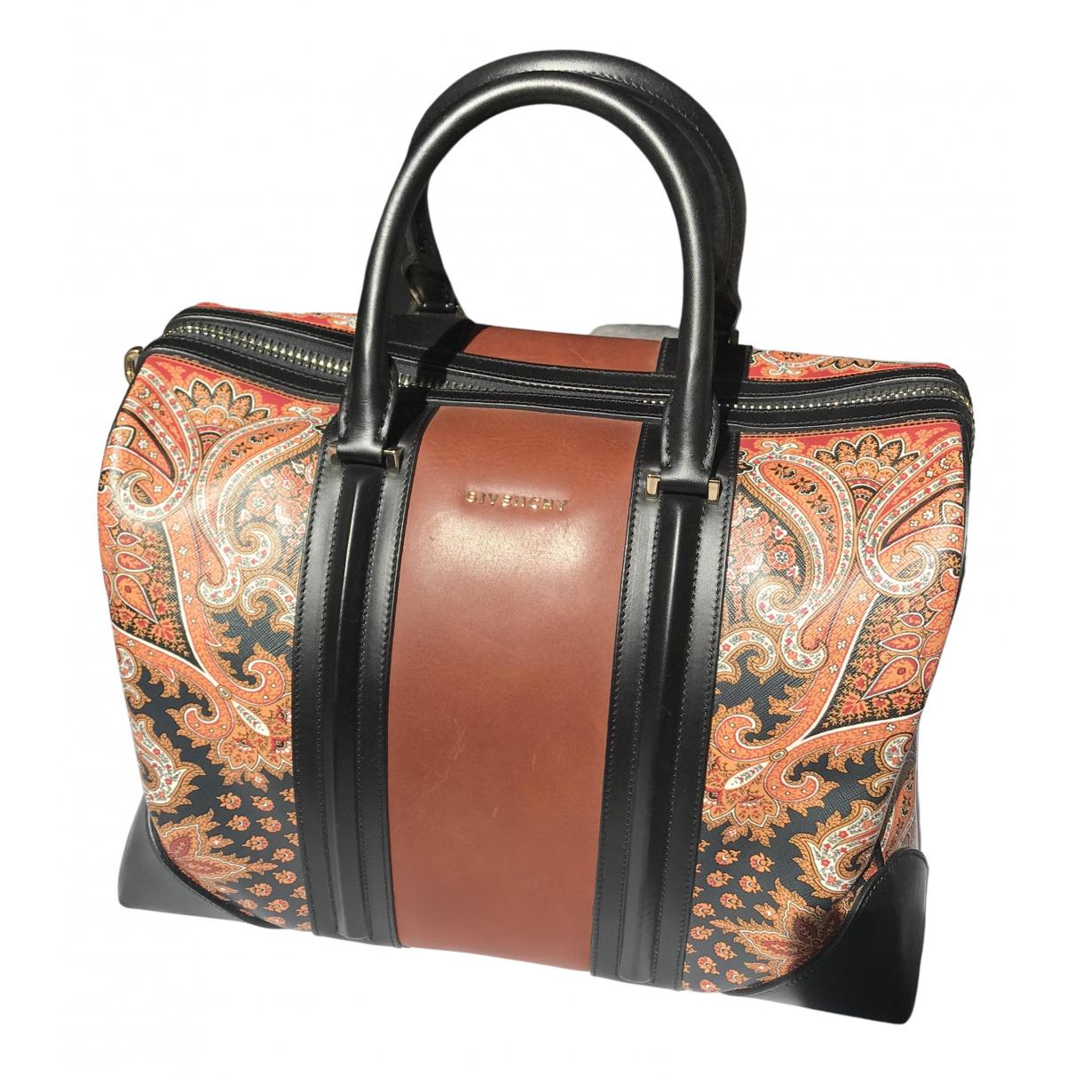 Bolso de viaje Lucrezia de Cuero Givenchy