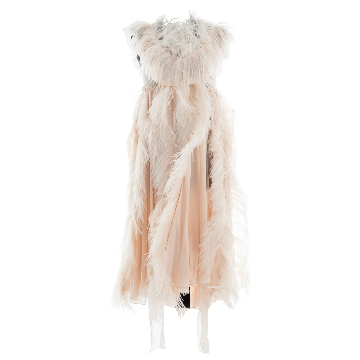 Sonia Rykiel - Robe   pour femme en soie - rose
