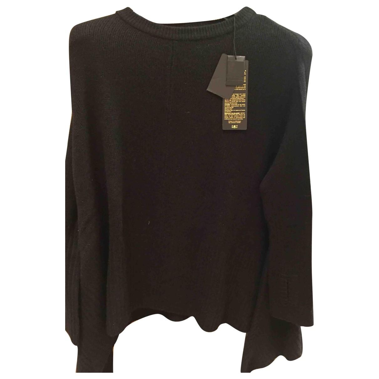 Zadig & Voltaire \N Black Cashmere Knitwear for Women S International