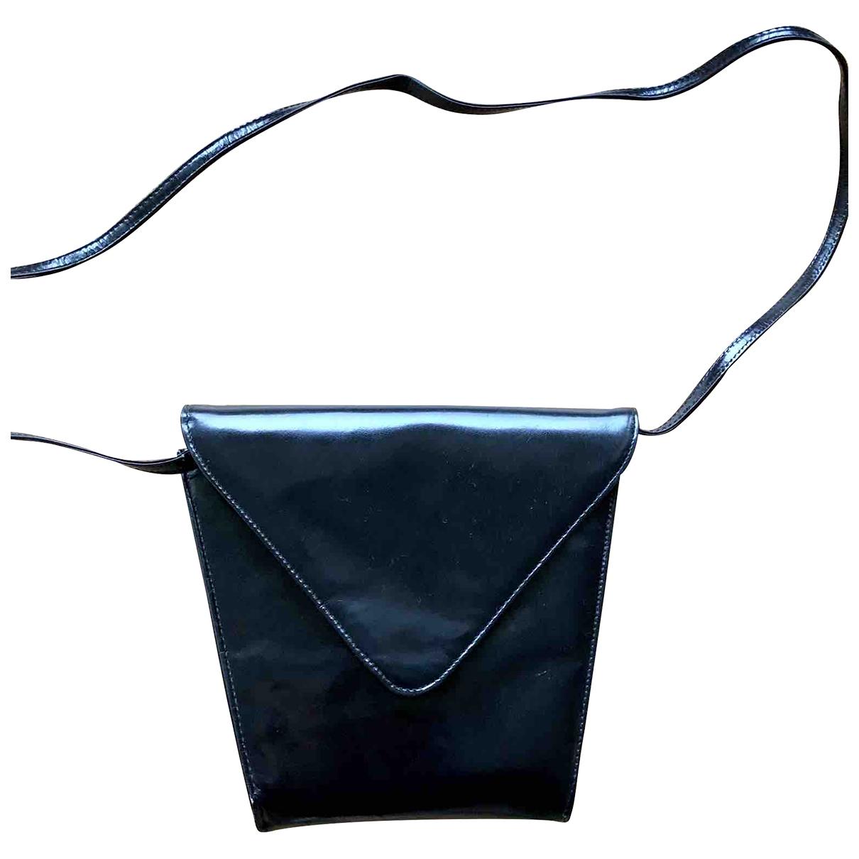 Bally \N Black Leather Clutch bag for Women \N