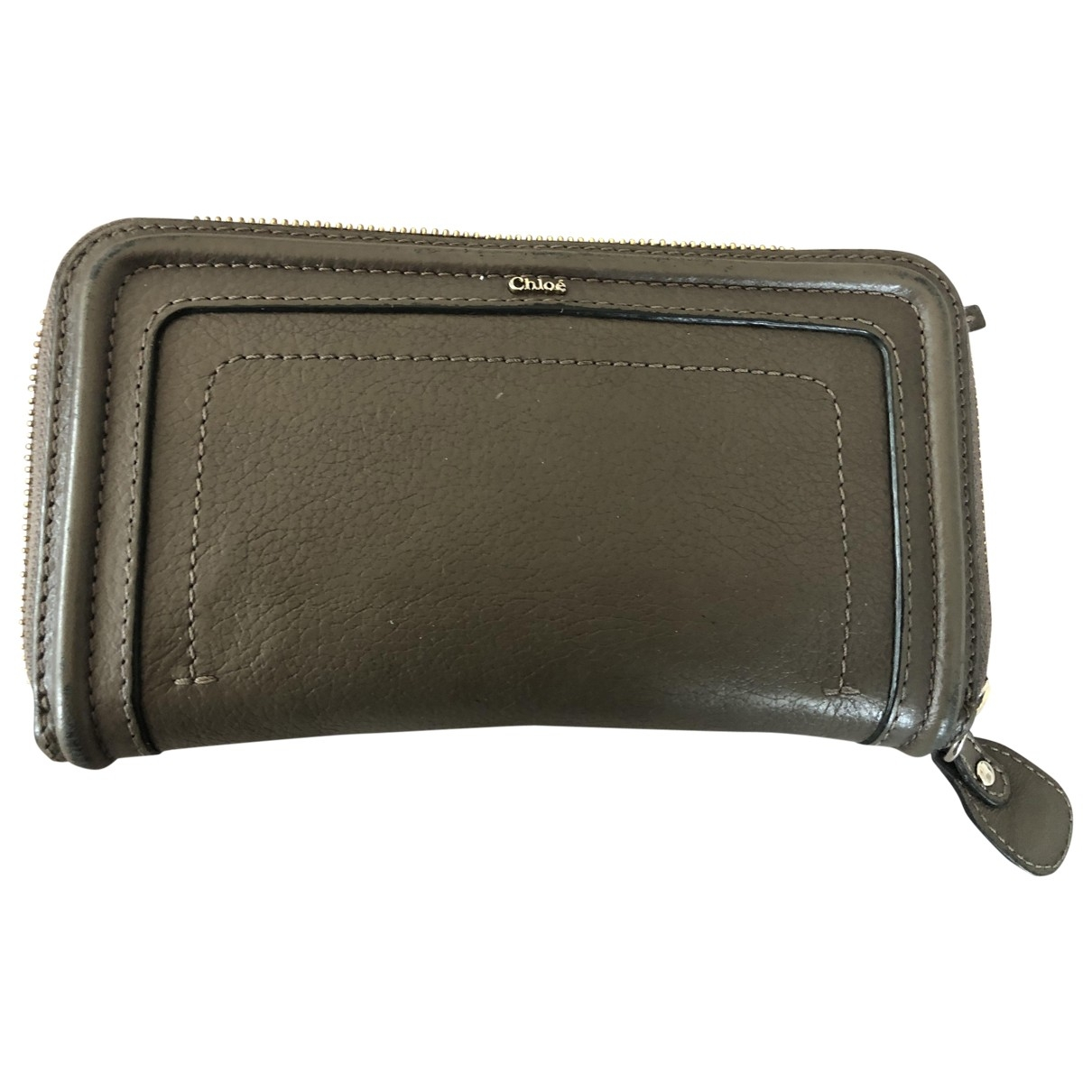 Chloé Marcie Leather Purses, wallet & cases for Women \N