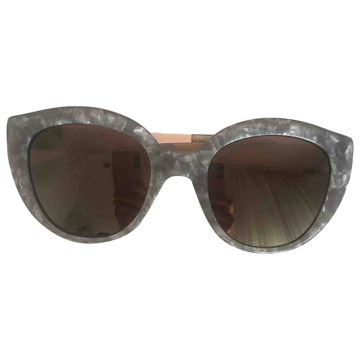 Italia Independent \N Grey Sunglasses for Women \N
