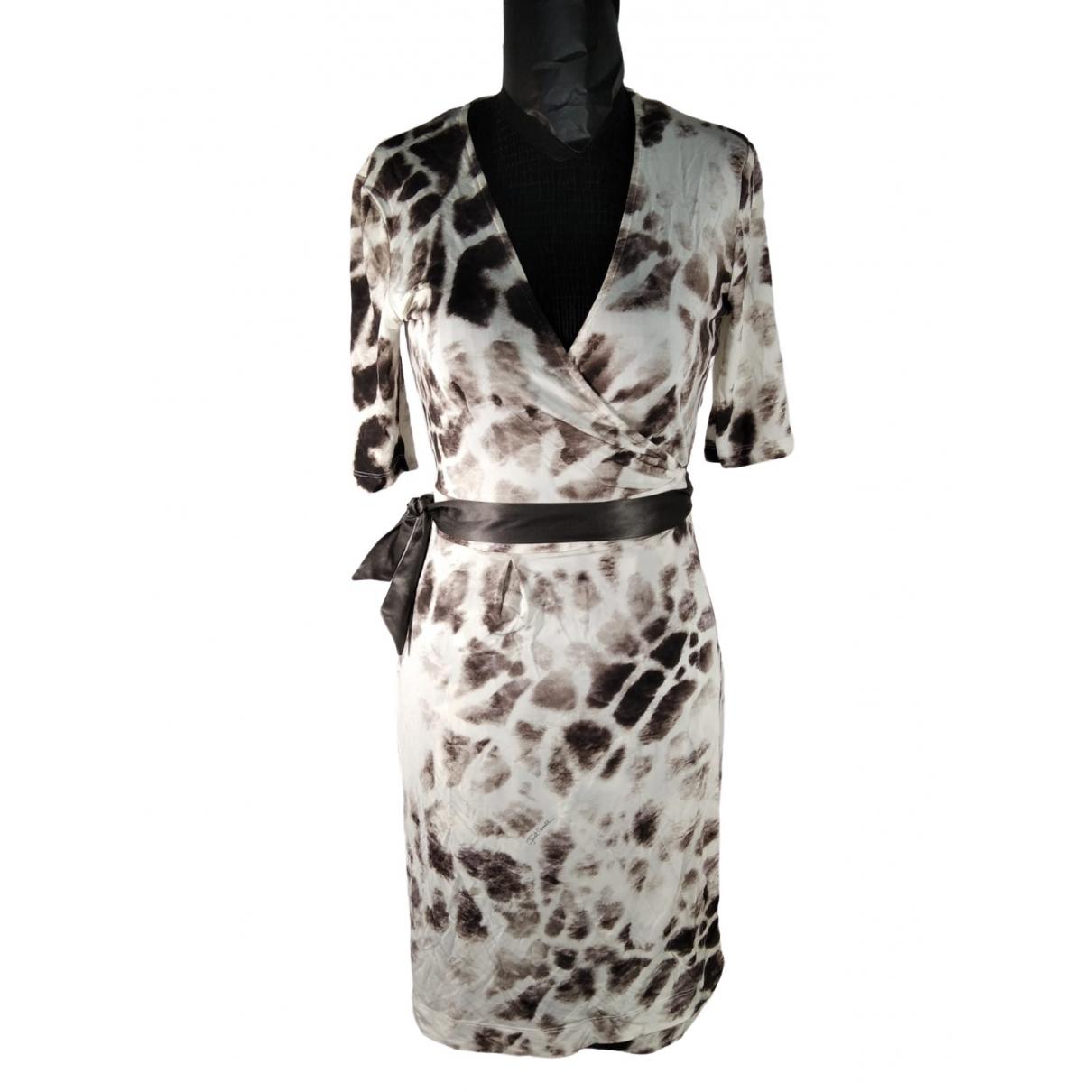 Just Cavalli - Robe   pour femme en coton - elasthane