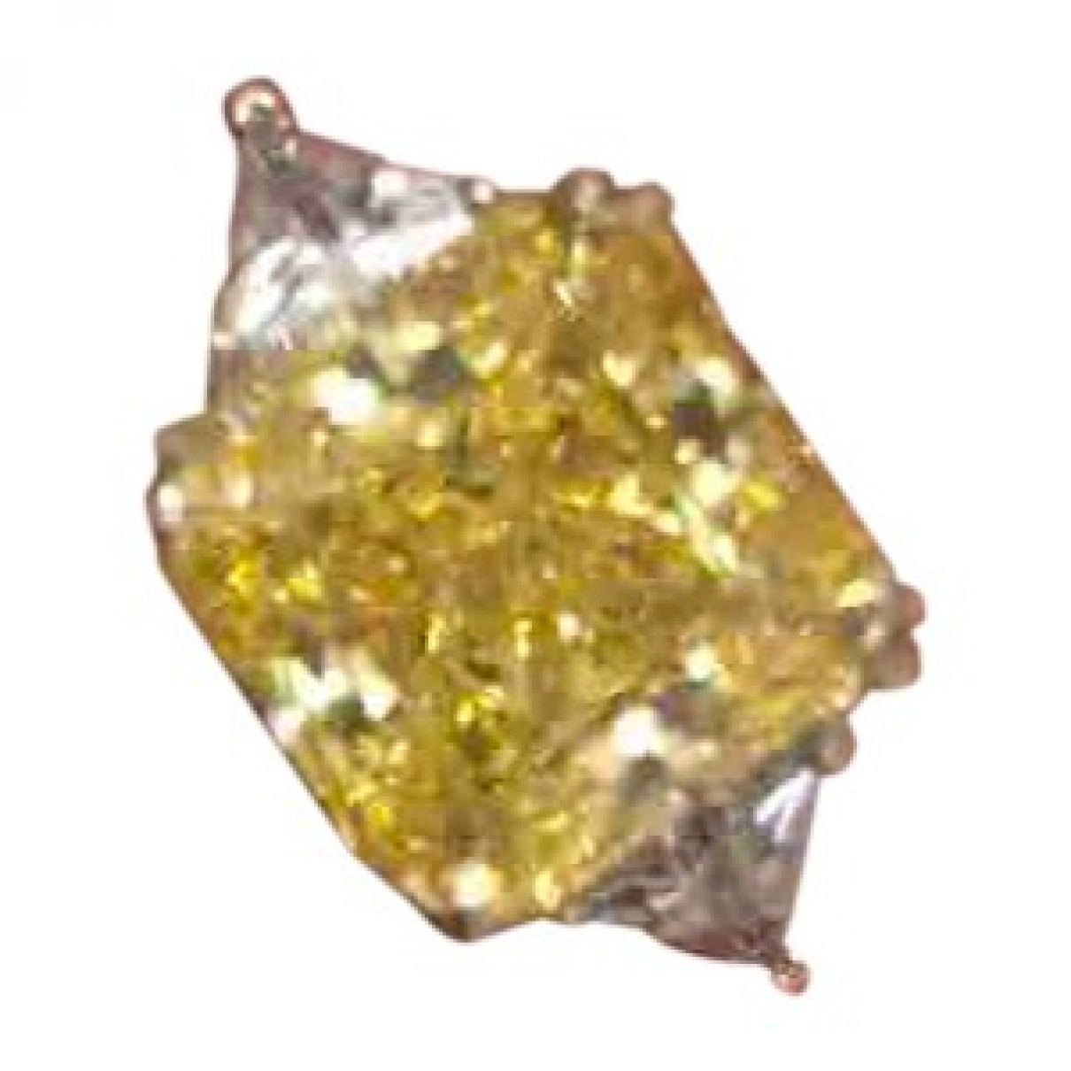 - Bague   pour femme en argent - jaune