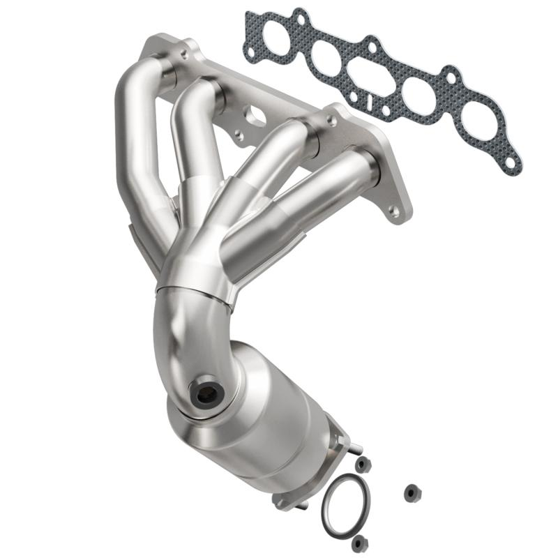 MagnaFlow 452016 Exhaust Products Manifold Catalytic Converter Toyota Front 2.2L 4-Cyl