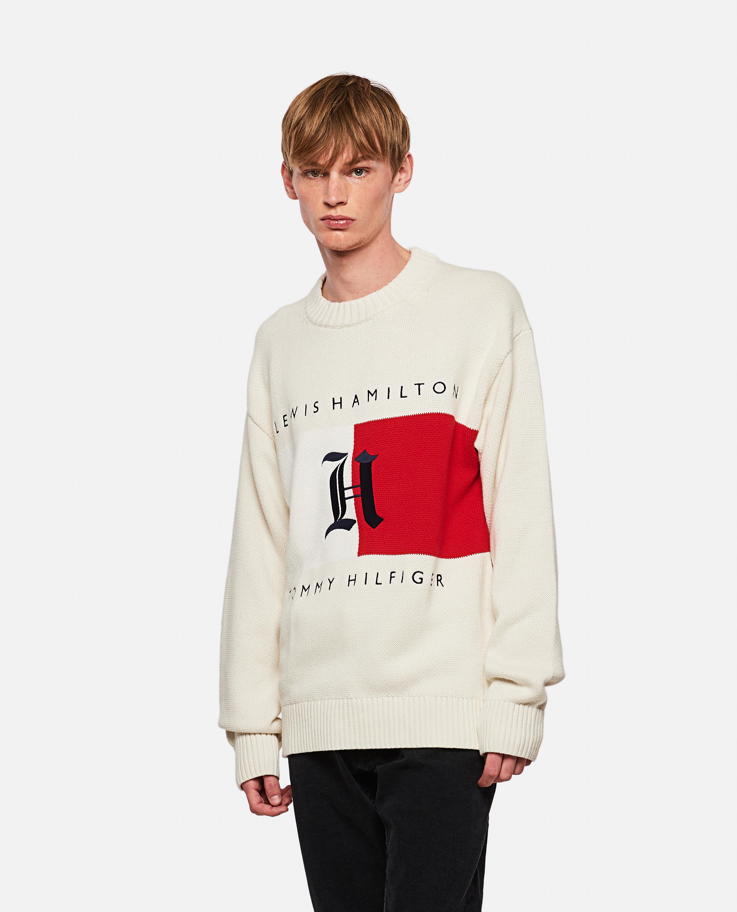 Lewis Hamilton X Tommy Hilfiger sweater