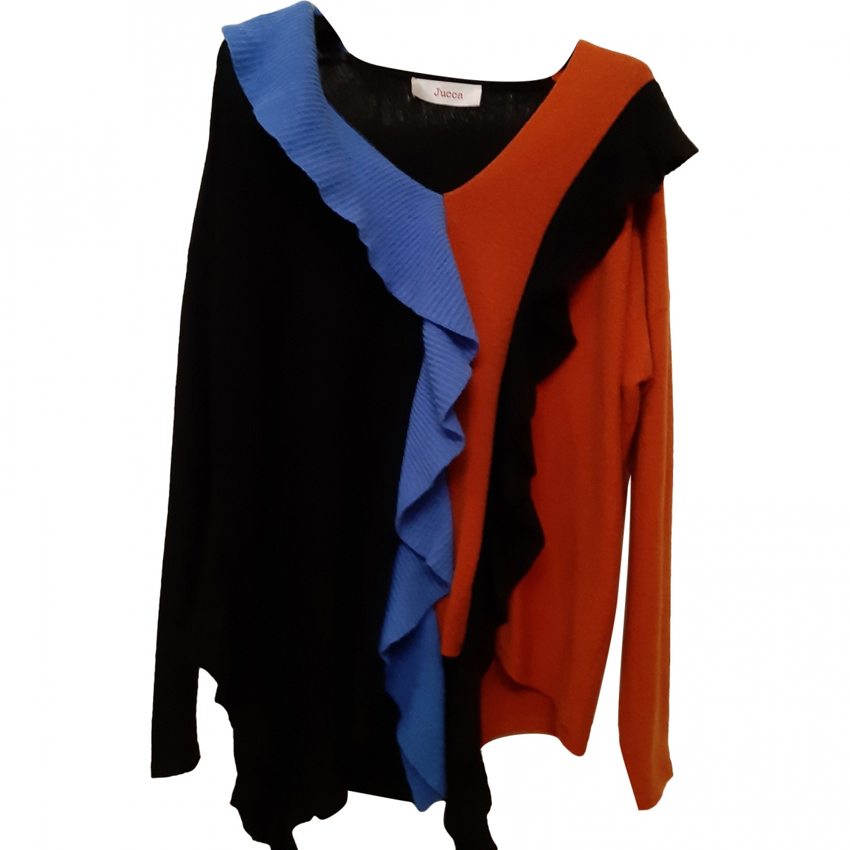 Jucca \N Pullover in  Bunt Wolle