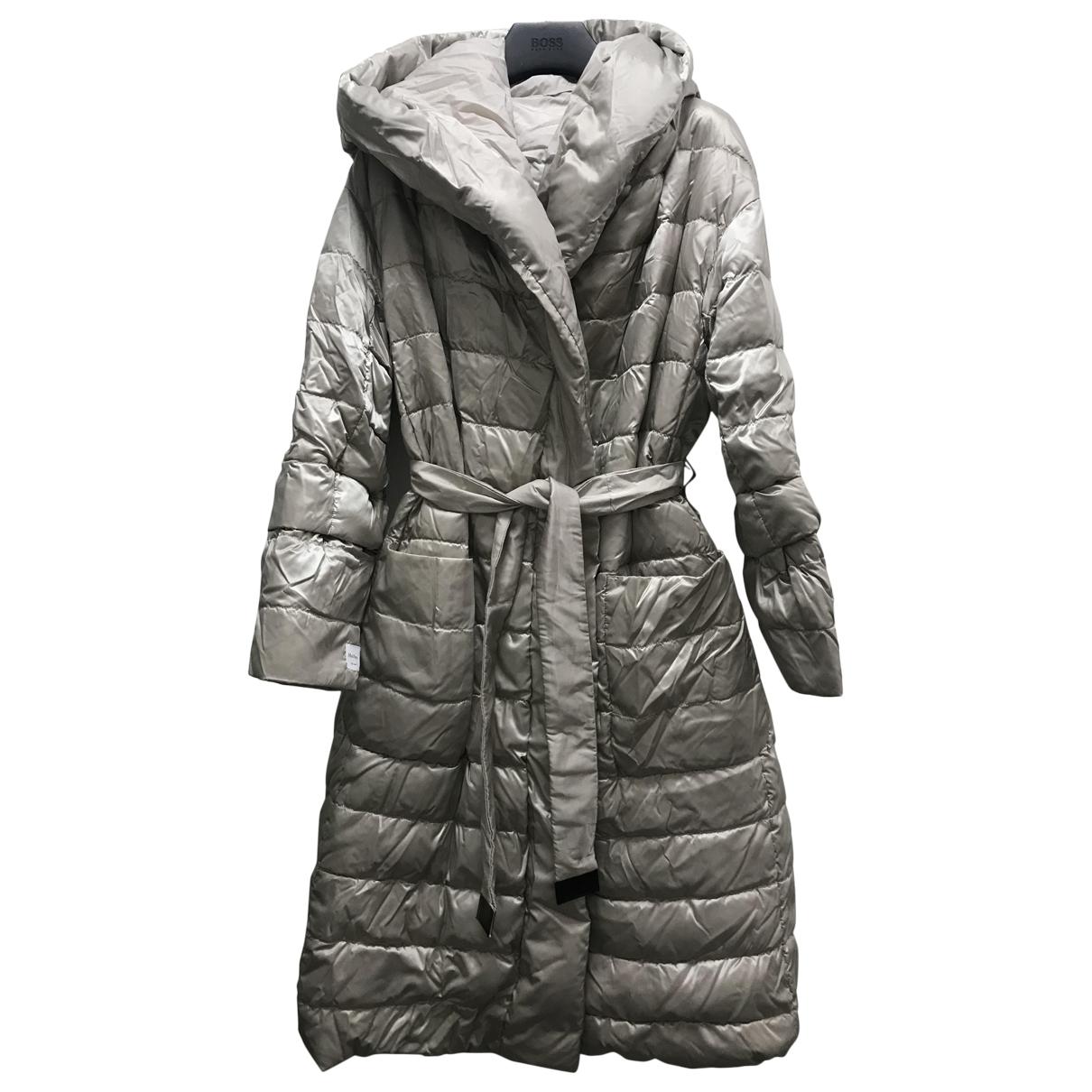 Max Mara \N Beige coat for Women 42 IT