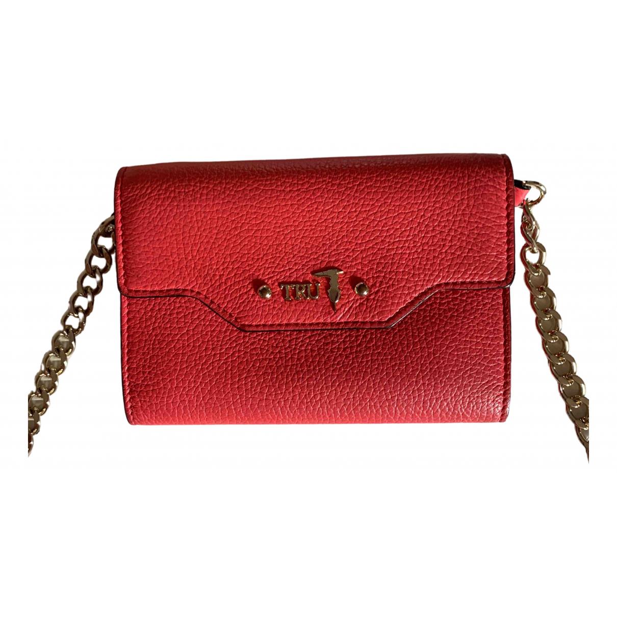 Trussardi - Portefeuille   pour femme en cuir