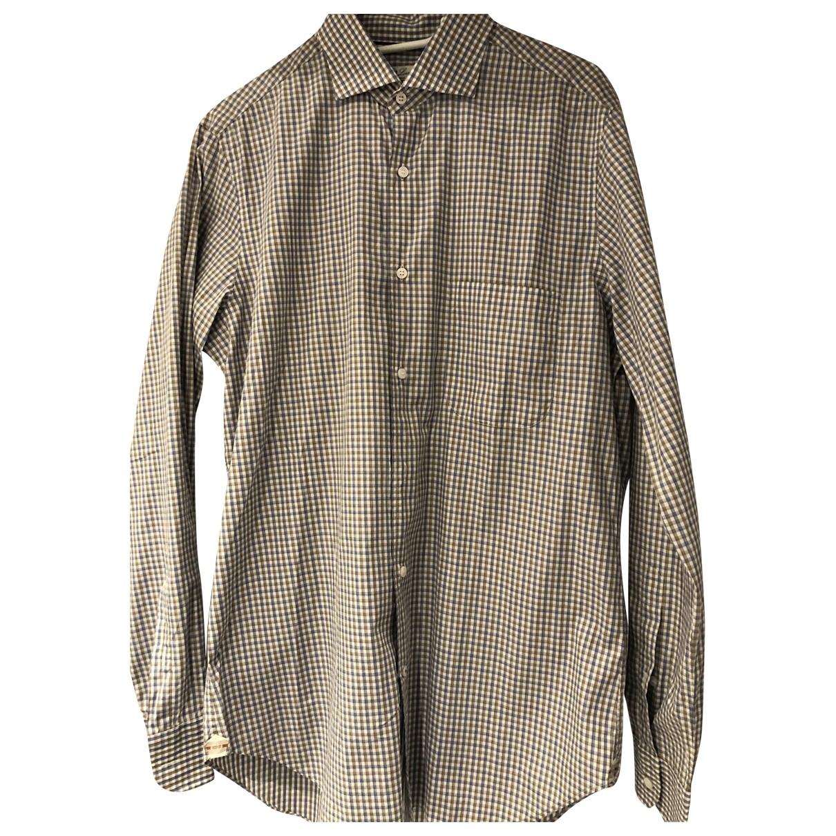 Loro Piana \N Hemden in  Bunt Baumwolle