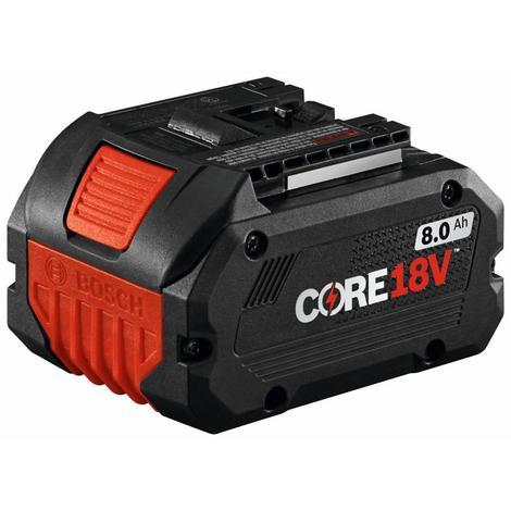 Bosch 18V Core18V Lithium-Ion 8.0 Ah Performance Battery