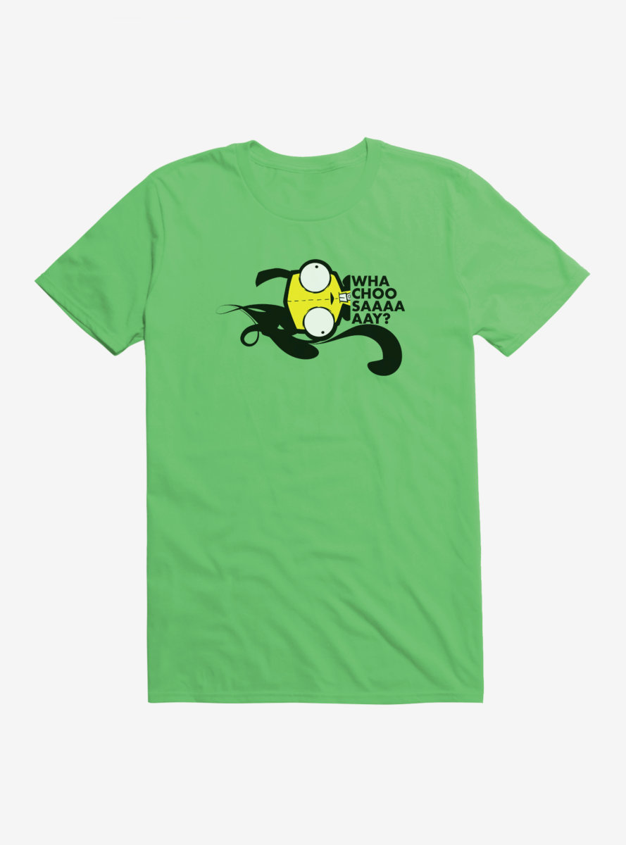 Invader Zim Gir Whachoo Say T-Shirt