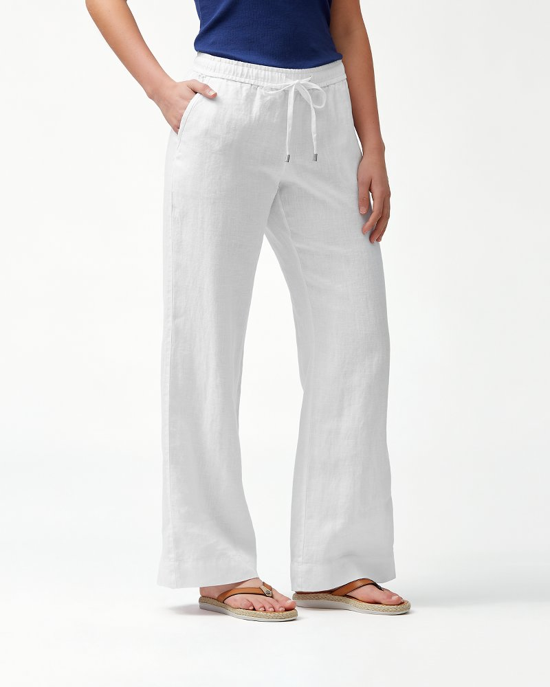 Two Palms Linen Easy Pants