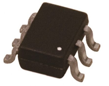 DiodesZetex Diodes Inc 80V 500mA, Triple Silicon Junction Diode, 6-Pin SOT-26 MMBD4448HTM-7-F (100)