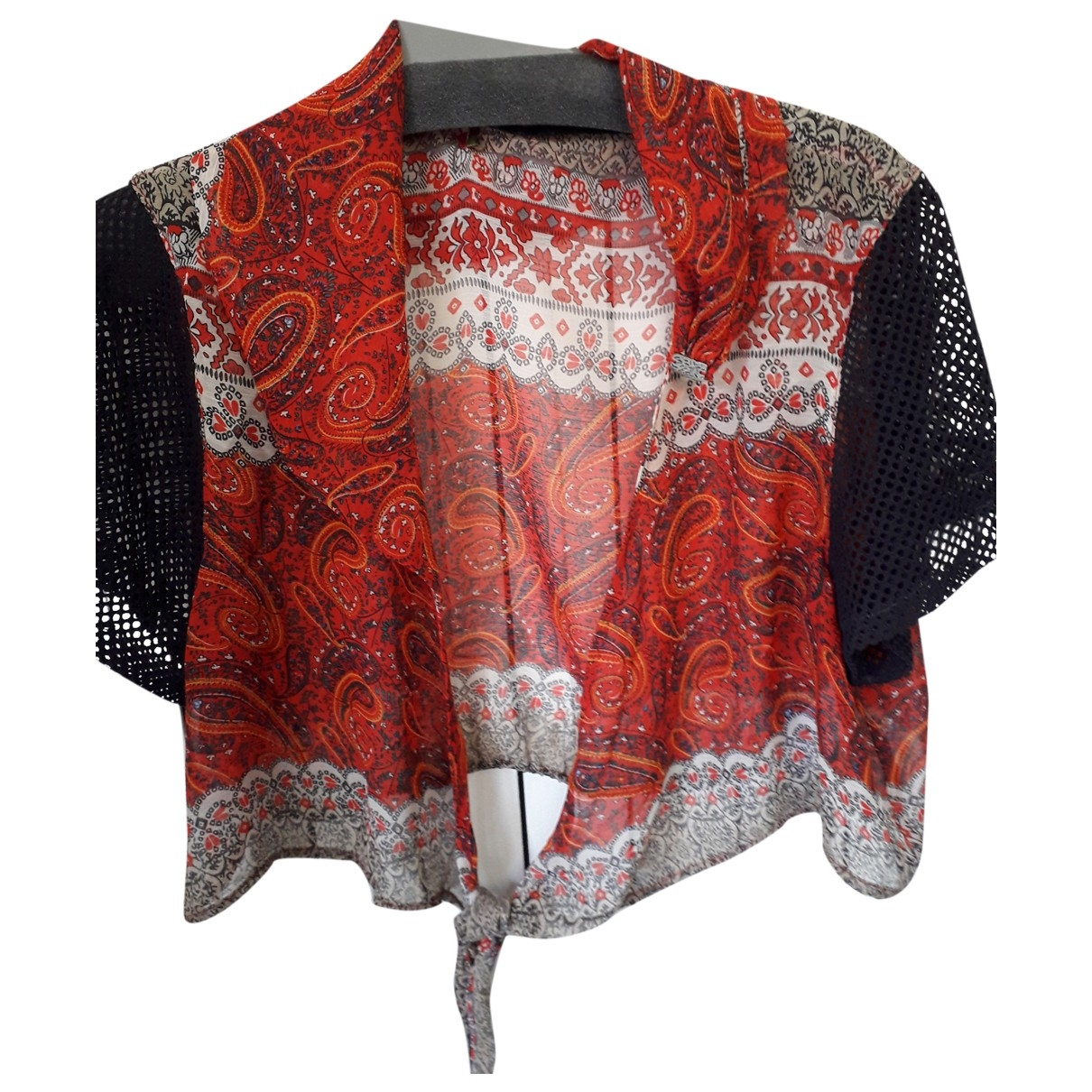 Non Signé / Unsigned \N Multicolour  top for Women 44 FR