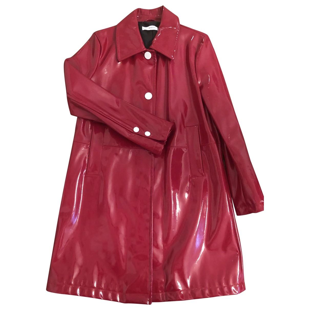 Mango \N Red coat for Women M International