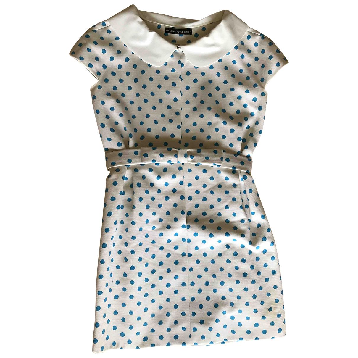 Mini vestido Balenciaga