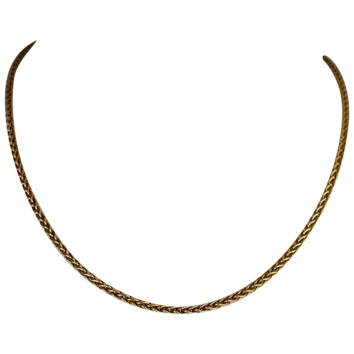Collar Casmir de Oro amarillo Chopard