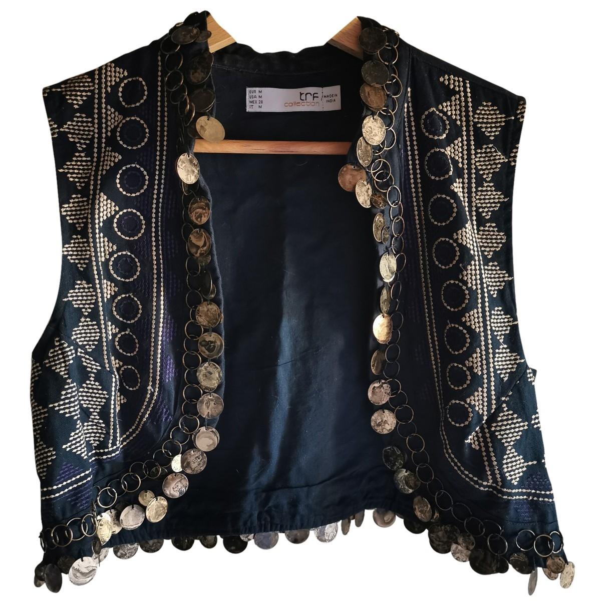 Zara \N Multicolour Cotton Knitwear for Women M International