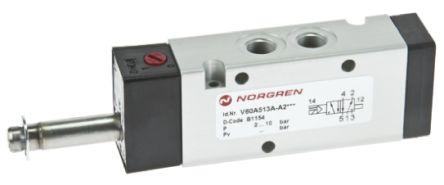Norgren 5/2 Pneumatic Control Valve Solenoid/Pilot G 3/8 V62 Series