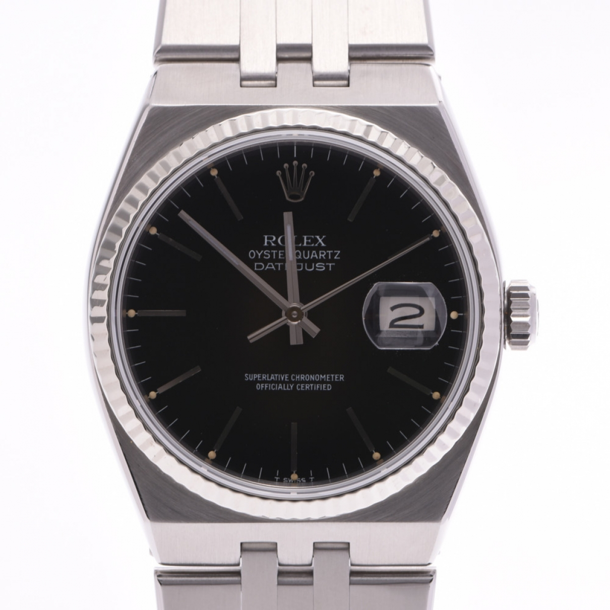Reloj Oyster Quartz Rolex