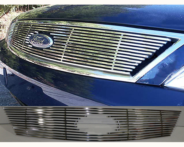 Quality Automotive Accessories 1-Piece Steel Billet Grille Ford Five Hundred 2006